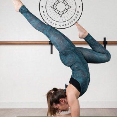 Wayfarer Ambassador&Yoga Instructor Wanderlust Festival Barcelona