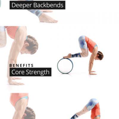 YogaWheel DVD Judith Secanell